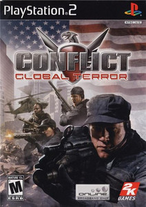 Conflict Global Terror - PS2 Game