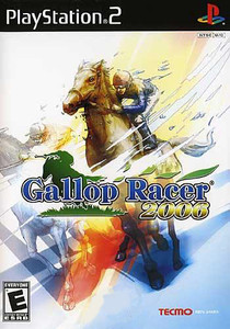 Gallop Racer 2006 - PS2 Game