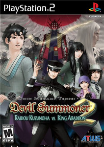 Shin Megami Tensei: Devil Summoner 2: Raidou Kuzunoha vs. King Abaddon - PS2 Game