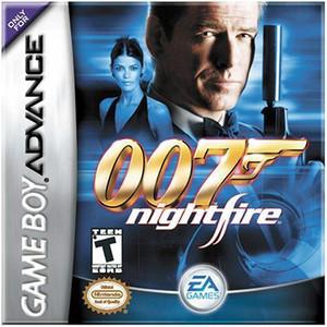 007 Nightfire - Game Boy Advance Game