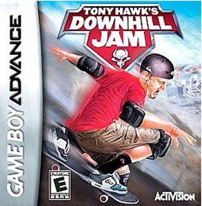 Tony Hawk's Downhill Jam - Game Boy Advance Game