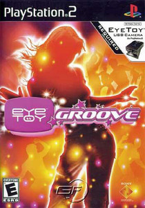 Eye Toy Groove - PS2 Game