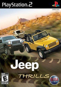 Jeep Thrills - PS2 Game