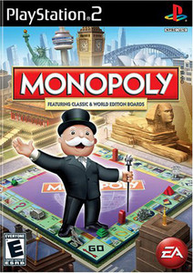 Monopoly - PS2 Game