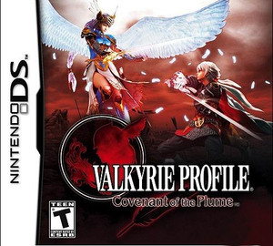Valkyrie Profile: Covenant of the Plume - DS Game