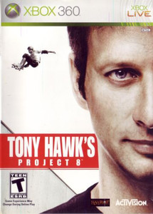 Tony Hawk's Project 8 - Xbox 360 Game