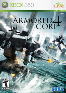 Armored Core 4 - Xbox 360 Game