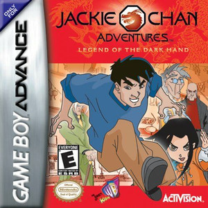 Jackie Chan Adventures - Game Boy Advance Game