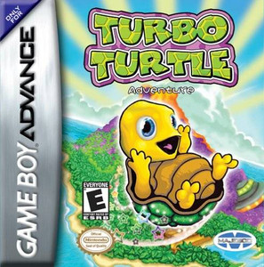Turbo Turtle Adventure - Game Boy Advance Game