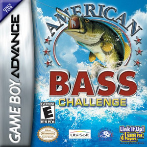 American Bass Challenge - Game Boy Advance Game