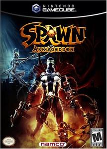 Spawn Armageddon - GameCube Game