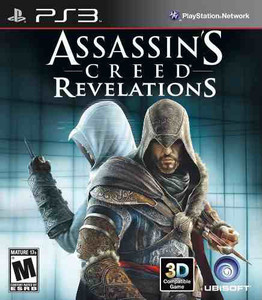 Assassins Creed Revelations - PS3 Game