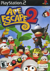Ape Escape 2 - PS2 Game