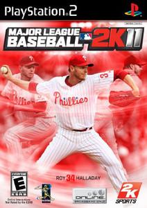Major League Baseball 2K11 - PS2 Game