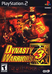 Dynasty Warriors 3 - PS2 Game