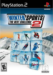 Winter Sports 2 The Next Challenge - PS2 Game