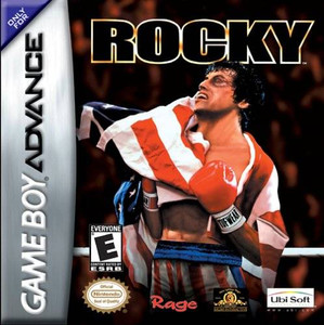 Rocky - Game Boy Advance Game
