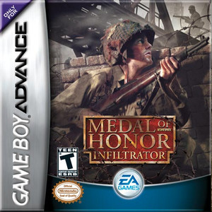 Medal of Honor Infiltrator - Game Boy Advance Game