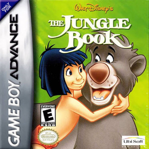 Jungle Book, The - Game Boy Advance Game