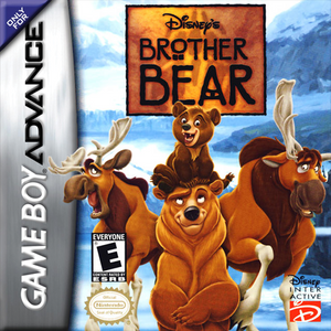 Brother Bear - Game Boy Advance Game