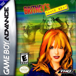 Britney's Dance Beat - Game Boy Advance Game