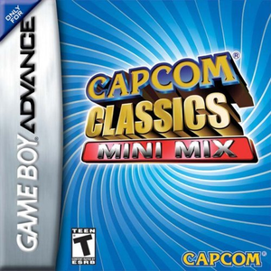 Capcom Classics Mini Mix - Game Boy Advance Game
