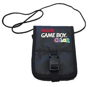 Original Nintendo Game Boy Color Play Thru Travel Bag