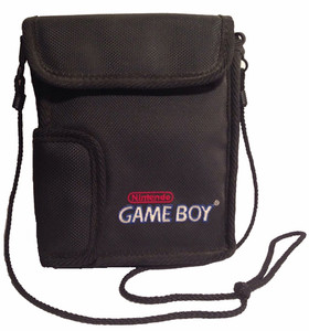 Original Nintendo Game Boy Travel Bag