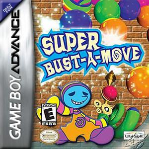 Super Bust-A-Move - Game Boy Advance Game