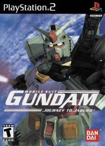 Mobile Suit Gundam Journey to Jaburo - PS2 Game