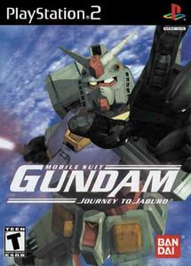 Mobile Suit Gundam Journey to Jaburo - PS2 Game