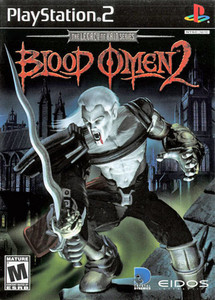 Blood Omen 2 - PS2 Game