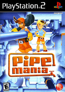 Pipe Mania - PS2 Game