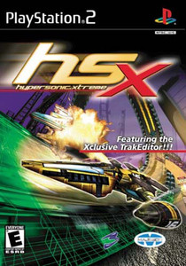 Hypersonic Xtreme - PS2 Game