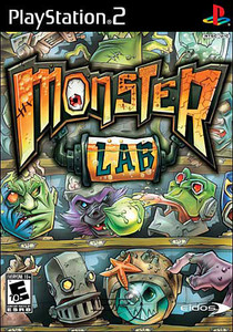 Monster Lab - PS2 Game