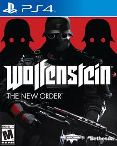Wolfenstein The New Order - PS4 Game