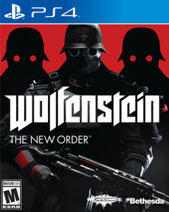 Wolfenstein The New Order - PS4 Game