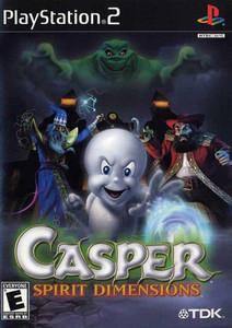 Casper Spirit Dimensions - PS2 Game