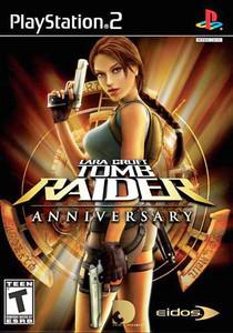 Tomb Raider Anniversary - PS2 Game