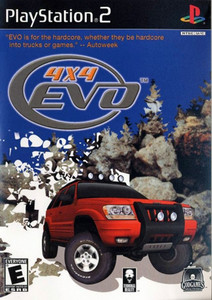 4x4 Evolution - PS2 Game