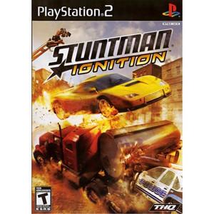 Stuntman Ignition - PS2 Game