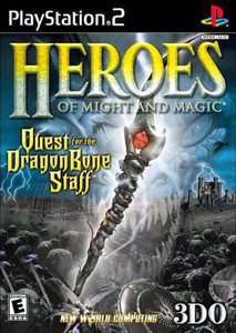 Heroes of Might and Magic - PS2 Game