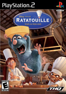 Ratatouille - PS2 Game