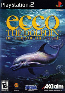 Ecco the Dolphin Defender of the Future - PS2 Game