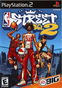 NBA Street Vol 2 - PS2 Game
