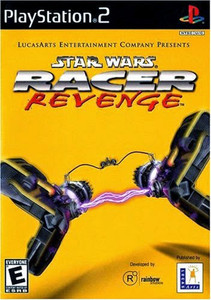 Star Wars Racer Revenge - PS2 Game
