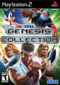 Sega Genesis Collection- PS2 Game