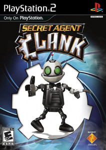 Secret Agent Clank - PS2 Game