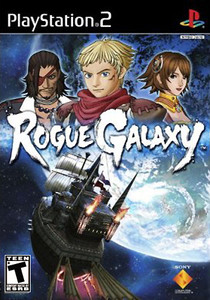 Rogue Galaxy - PS2 Game