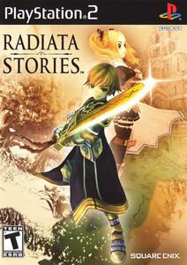Radiata Stories - PS2 Game